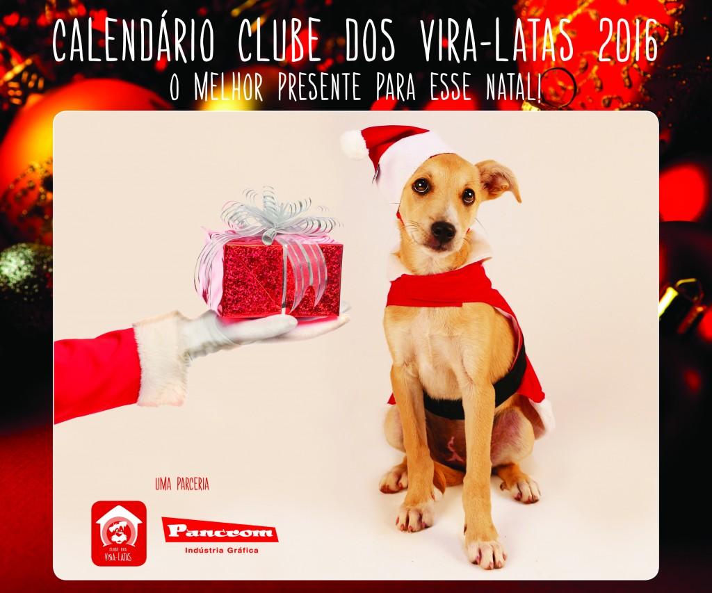 Calendario Clube dos Vira-Lats e Pancrom
